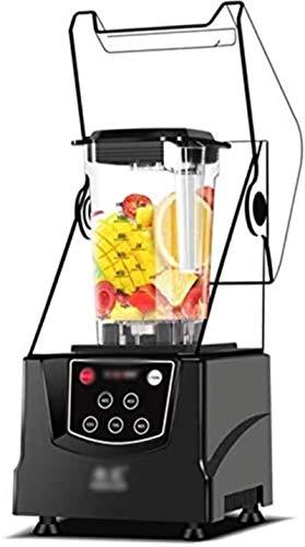 JCCOZ-URG Cruseur de mélangeur de glace Mélangeur professionnel comptoir for la maison et la cuisine à grande vitesse 1000W JCCOZ-URG