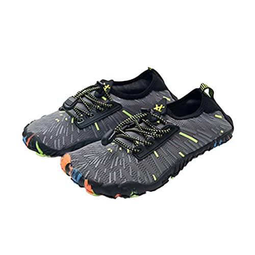 Zapatos de agua para hombre y mujer, zapatos deportivos, de secado rápido, para yoga, surf, natación, playa, piscina