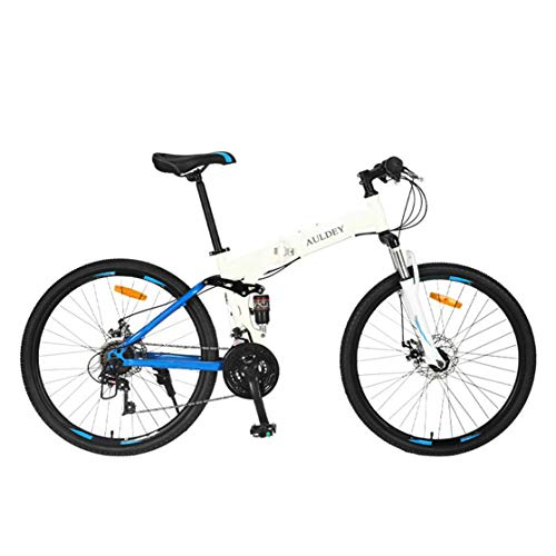 Auldey Adult Mountain Bike, Aluminum and Steel Frame Options