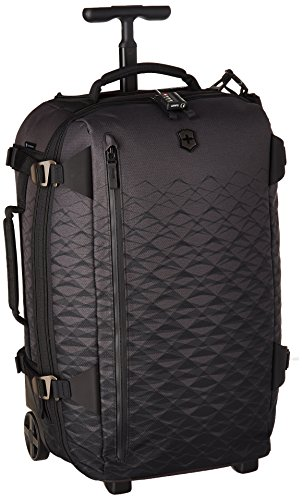 Victorinox VX Touring Wheeled Carry-On with Wet/Dry Pockets, Anthracite