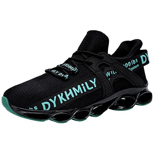 Zapatillas de Seguridad Hombres Mujer Punta de Acero Calzado de Trabajo TPU Ligero Transpirable Zapatos de Seguridad Anti Choque