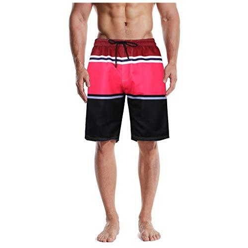 Palarn Sports Pants Casual Cargo Shorts Men Summer Trunks Quick Dry Swimwear Beach Surfing Running Swimming Short Pants