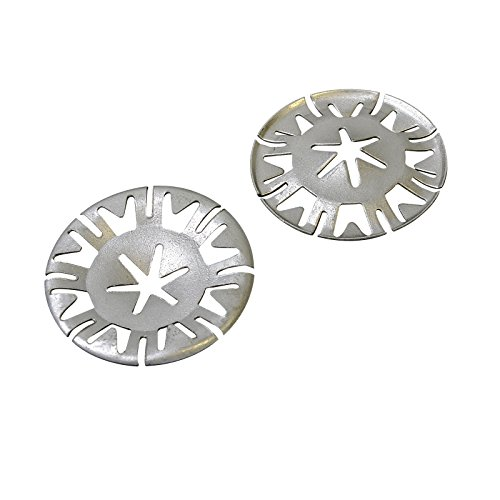 20x Metall Befestigung Clip Klemmscheibe für Seat N90796502 #NEU# | CL-0378