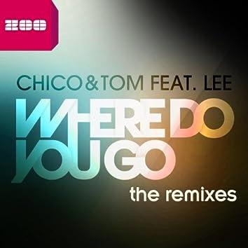 Where Do You Go (The Remixes)
