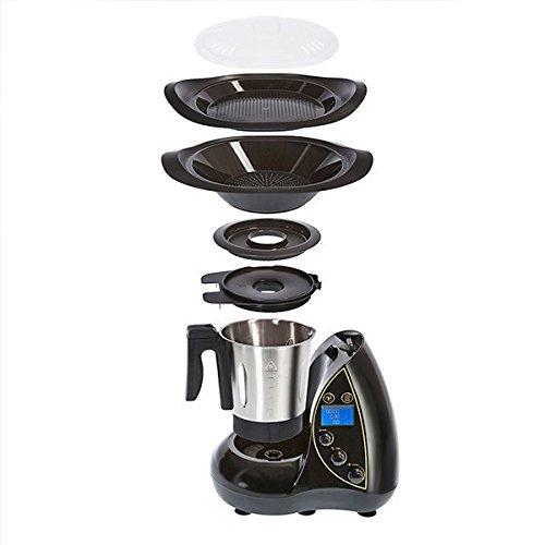 Eurowebb Keukenmachine, 12 snelheden, eenvoudige bereiding van maaltijden.