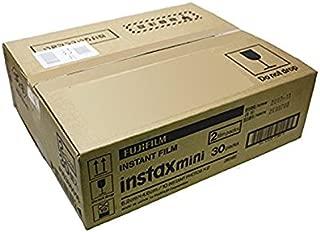 富士フィルム チェキフィルム instax mini 2パック品 JP2(20枚入り)×30個セット [600枚入]