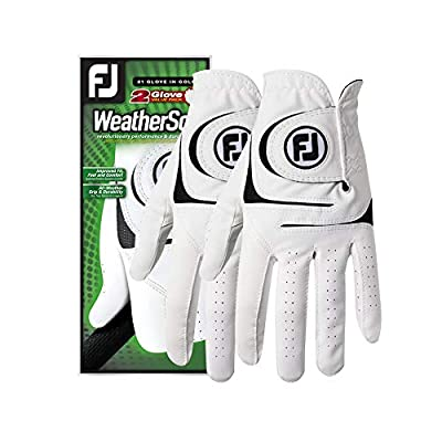 FootJoy Men's WeatherSof 2-Pack