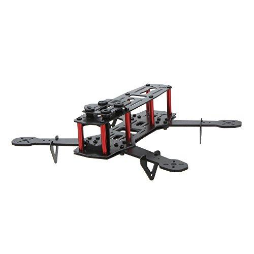 GoolRC ZMR250 H250 250mm Glasfaser Mini Quadrocopter Multicopter Frame Rahmen Satz