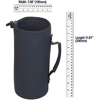 2.5 Sony 20mm f//2.8 Alpha E-Mount Prototypical Neoprene Lens Case Lens Pouch