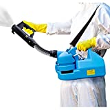 7L Electric Intelligent ULV Fogger/Sprayer/Atomizer - Ultra Low Capacity 110V Backpack Machine - Atomization Distance 8-10 Meters - Idea for Indoor Outdoor Garden Yard