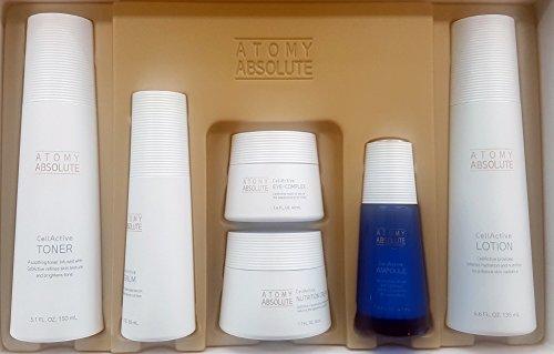 NUEVO conjunto de cuidado de la piel de Atomy Absolute Cell Active