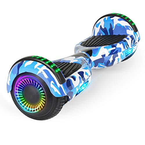 FLYING-ANT Hoverboard w/Bluetooth Self Balancing Scooter 6.5