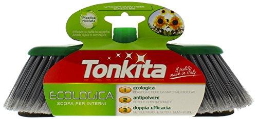 Tonkita We Like Green, Ecologica Scopa per Interni, by Arix