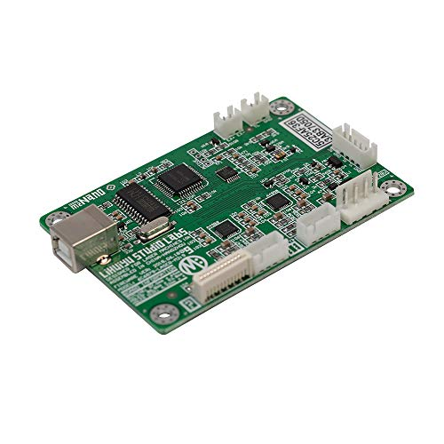 LIHUIYU CO2 controlador láser M2 nano placa principal para grabador cortador DIY 3020 3040 K40