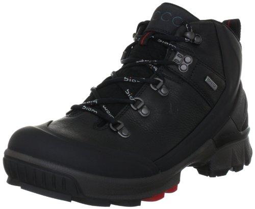 Ecco ECCO Biom Hike 811514 - Zapatillas de Senderismo de Cuero para Hombre, Color Negro, Talla 47