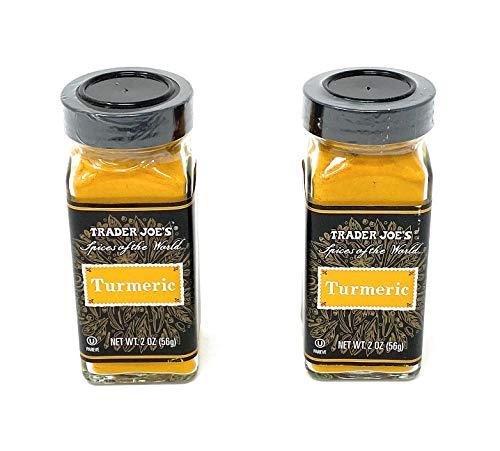 Trader Joes Turmeric - 2 Pack