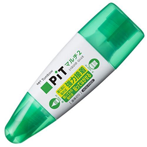 トンボ鉛筆 液体のり ピットマルチ2 HCA-122 ツインノズル