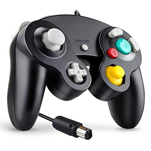 Sanvie, controller per Nintendo Switch, cavo Classic GC Game Cube NGC, compatibile con Wii U Switch PC, Super Smash Bros