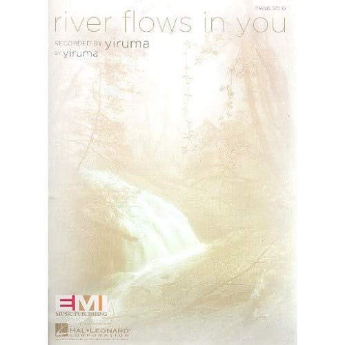 Yiruma - River flows in You - for piano