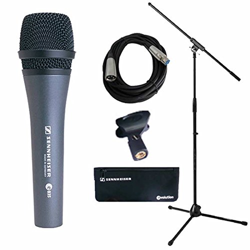 dynamic microphone package - 4