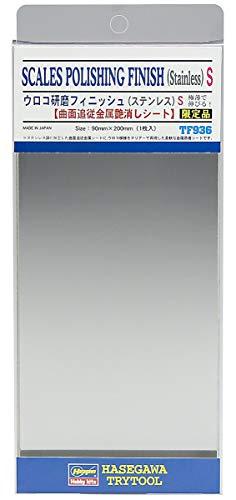 ハセガワ トライツール ウロコ研磨フィニッシュ ステンレス S プラモデル用素材 TF936