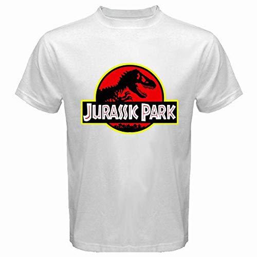 Camiseta niño Jurassic Park Blanca (10