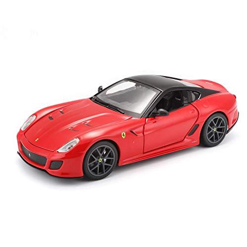 Burago-Bburago 18-26019 Ferrari 599 GTO (Escala 1:24, Color Mixto