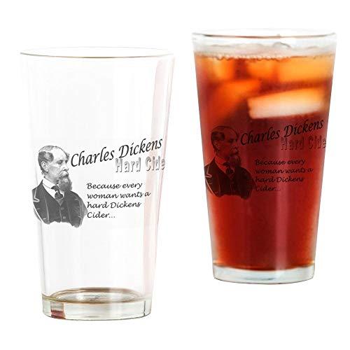 PICOM99 Vaso de Pinta de Sidra de Dickens, 17 oz. Vaso