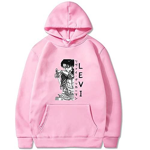 Anime Attack on Titan Hoodies Fashion Pullovers Male Tops Sweatshirts