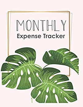 Monthly Expense Tracker   Monthly Bill Planner and Organizer  Finance Monthly & Weekly Budget Planner Expense Tracker Bill Organizer Journal Notebook   Budget Planning   Expense Tracker Budget Planner