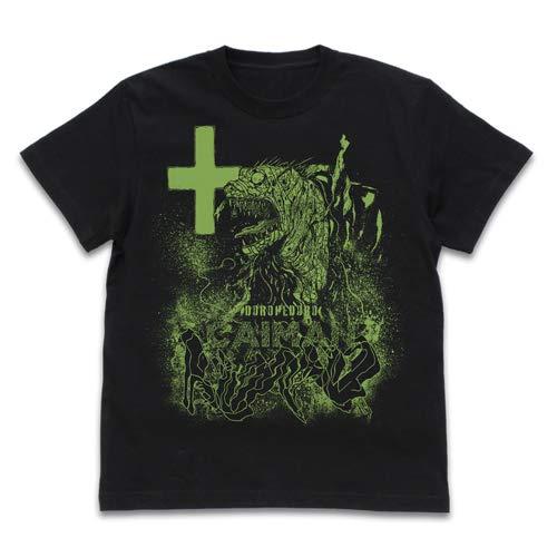 ドロヘドロ(原作版) カイマン Tシャツ Ver.2.0/BLACK-M