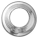 YARNOW Steamer Ring Adapter Round Steamping Tray Plate Pot Steamer Shelf Rack for Dimsum Chinese Baozi Dumpling Food Egg 31X31cm 12 Pulgadas