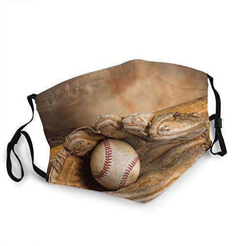 Guantes de bate de béisbol de madera rústica reutilizable...