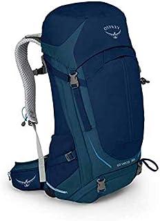 Osprey Stratos Men's Hiking Backpack, S/M - Blue