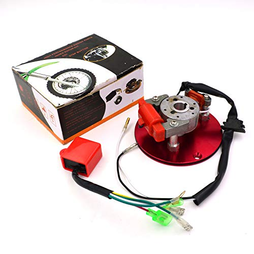 Fastpro Kit de imán de encendido eléctrico para motor horizontal de 50...