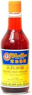 Koon Chun Red Vinegar, 20.3-Ounce Bottle (Pack of 2)