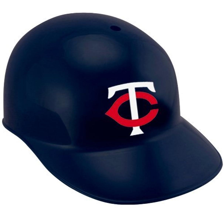 Jarden Sports Licensing Rawlings Official MLB Replica Baseball Team Helmets; Minnesota Twins