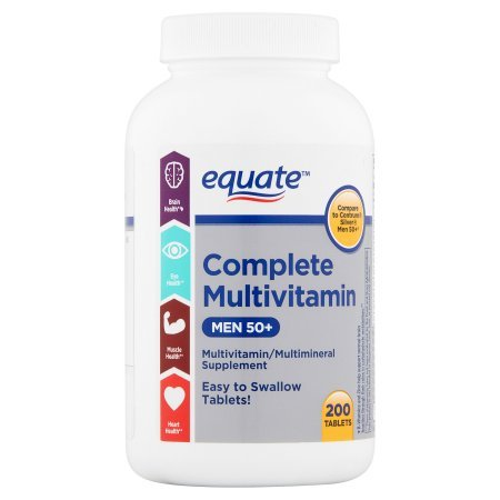 Equate Complete Multivitamin For Men 50 200 Ct Buy Online In Jamaica Equate Products In Jamaica See Prices Reviews And Free Delivery Over J 10 000 Desertcart