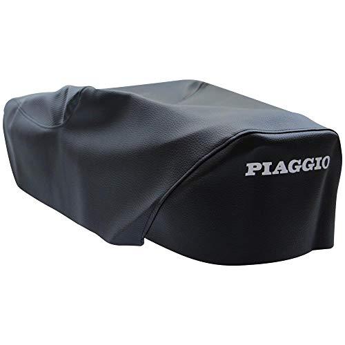 Piaggio Sfera Sitzbezug Sitzbank Bezug NSL 50 80 schwarz Carbon Bj. 1991-1994