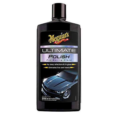 Meguiar's G19220 Ultimate Polish, 1 pt .4 fl. oz.