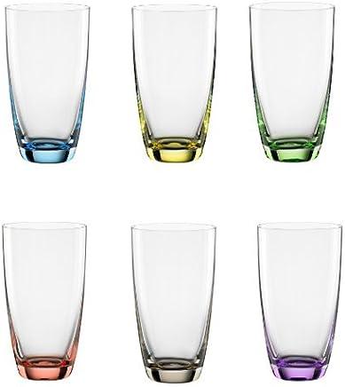 Amazon.es: vasos cristal - Baño: Hogar y cocina