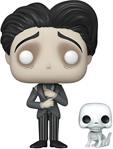 Funko- Pop Movies: Corpse Bride-Victor Van Dort Figura Coleccionable, Multicolor (49045)