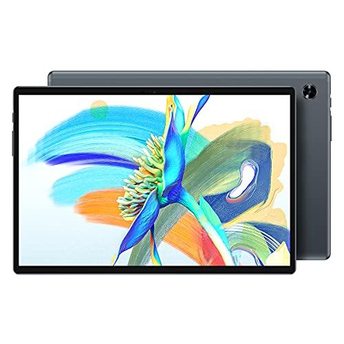 TECLAST M40Pro Tablet 10.1 Pulgadas 6GB RAM +128GB ROM, Sistema Android 11, con Octa-Core 2.0 GHz,FHD Screen Resolution 1920x1200(4G LTE Dual SIM y TF 512GB Bluetooth 5.0 WiFi Batería 7000mAh Type C)