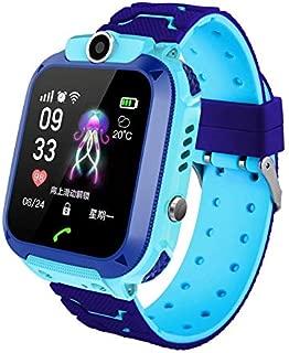 Reloj inteligente con GPS para niños, reloj de pulsera