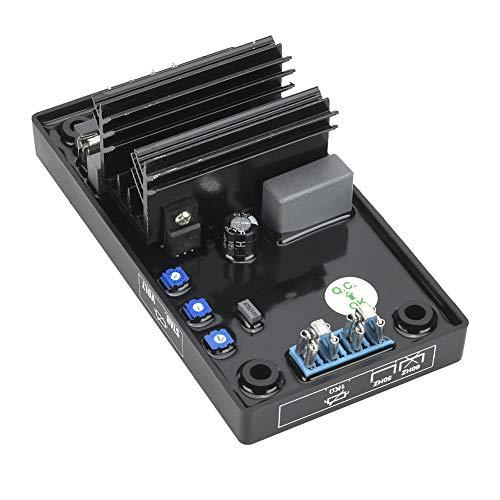 Grupo electrógeno regulador automático de tensión del motor de alta fiabilidad 90-140 VAC AVR control de corriente de repuesto para generador sin escobillas