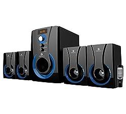 Zebronics SW3490 RUCF 4.1 Multimedia Speaker