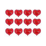 VALICLUD 15 Unids Amor Corazón Broche Pin de Silicona Broche de San Valentín...