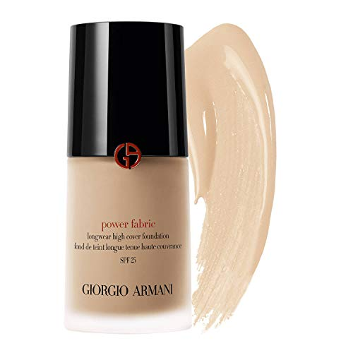 Giorgio Armani Power Fabric Foundation, 4.5 Light Golden, 30 ml
