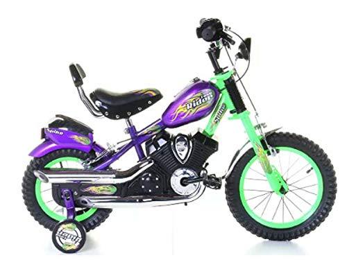 Spike Easy Rider Green Chopper Rad, 35,6 cm