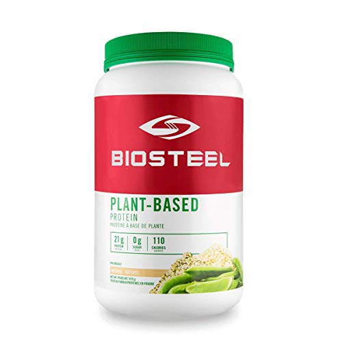 Biosteel Biosteel Plant Bases Protein, 100% Vegano, Natural, 810 G 800 g